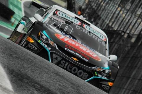Stock Car: Diego Nunes fica no top 10 no grid de largada para a grande final em SP