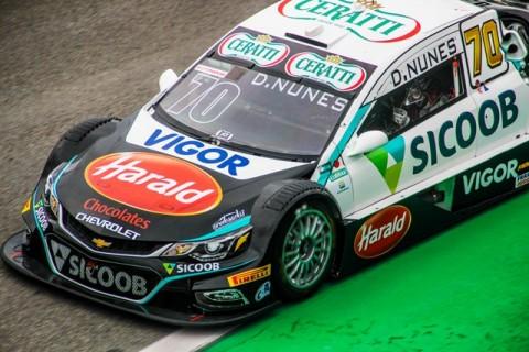 Stock Car: Diego Nunes fecha a temporada no Top15 do campeonato