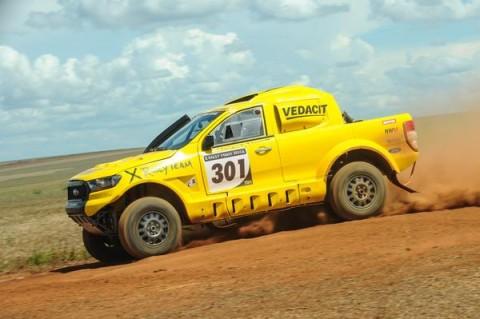 Rali: Baumgart/Cincea vencem em Minas com dobradinha da X Rally Team