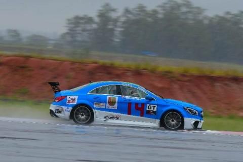 CGST: Fim de semana de estreia e aprendizado para IMPA Motor Racing