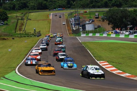 Gold Classic com 43 carros já confirmados para corridas de novembro em Cascavel