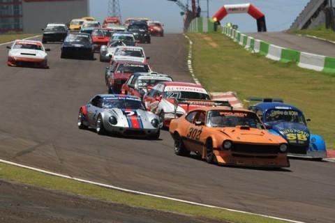 Gold Classic define grid com 50 carros e 59 pilotos para segunda edição em Cascavel