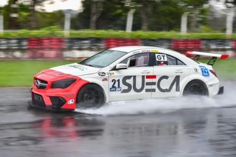 CGST: Sena e Caleffi conquistam pódio no GP Carlinhos de Andrade