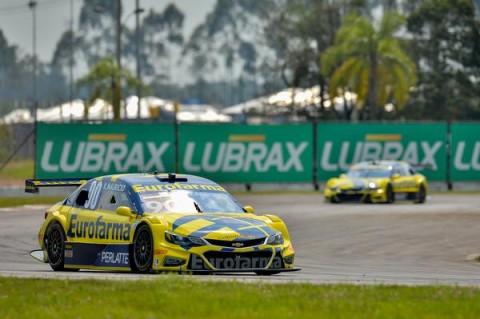 Stock Car: Ricardo Mauricio é o novo líder do campeonato