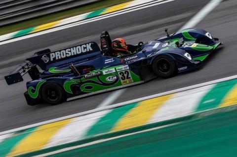 Trio de campeões e carro vencedor esquenta a Mil Milhas do Brasil