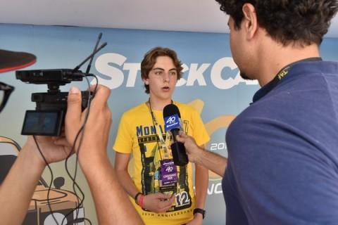 Zezinho Mugiatti, 16 anos, confirmado na Stock Light em 2020