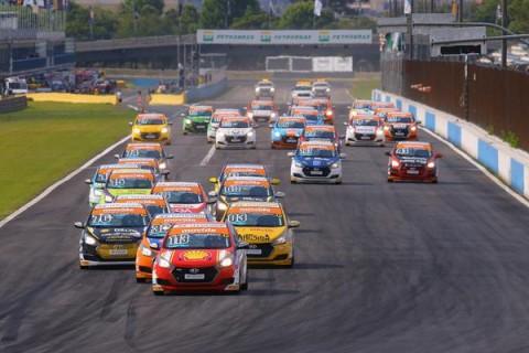 Copa Shell HB20 fecha etapa de Curitiba com quatro vencedores diferentes