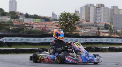Kart: João Pedro Orban é vice-campeão no seu ano de estreia em categoria na Copa São Paulo Light