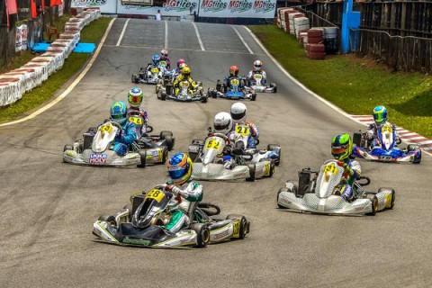 Brasileiro de Rotax consagra campeões no Kartódromo Granja Viana e define vagas para o Mundial