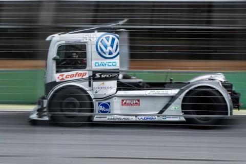 Copa Truck realiza testes de equalização em Interlagos