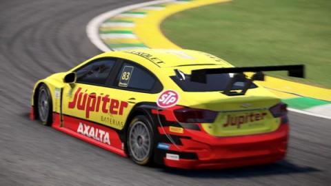 Com Massa na pista, Stock Car abre campeonato virtual