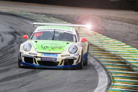 Equivoco Racing estreia neste fim de semana na Porsche Cup