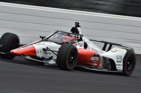Pietro Fittipaldi destaca ritmo forte em estreia na Indy-500
