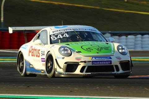 Equivoco Racing conquista primeira vitória na Porsche Cup