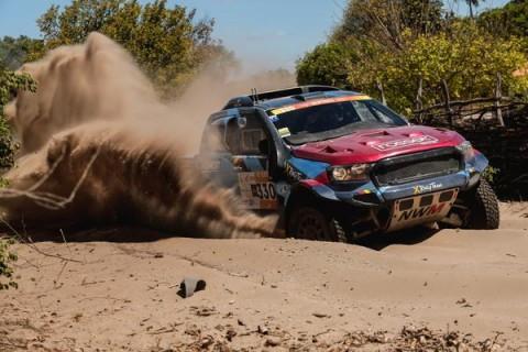 Sertões: Off Road Rally Team segue marcando presença no top-10