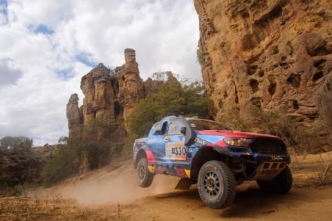 Sertões: 18 minutos separam duplas do Off Road Rally Team na disputa pela liderança na T1 Brasil