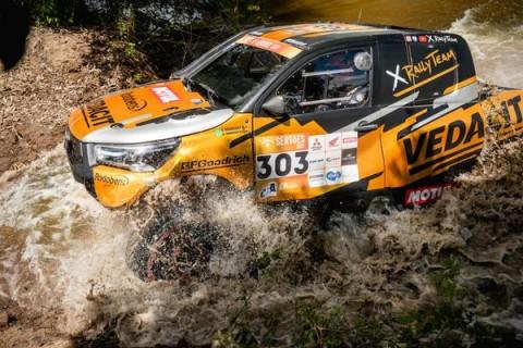 Sertões: X Rally Team é campeã do maior rali das Américas pela quinta vez