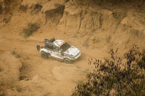 Sertões: Off Road Rally Team faz dobradinha na T1 Brasil com direto a P6 e P8 na Geral