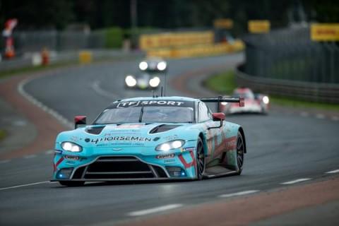 Em corrida movimentada, Felipe Fraga conquista pódio nas 24 Horas de Le Mans na classe GTE-Am