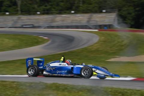 USF2000: Líder do campeonato, Kiko Porto volta a acelerar neste final de semana em New Jersey